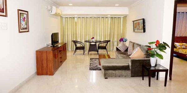 Varsha Bangalore building interior image