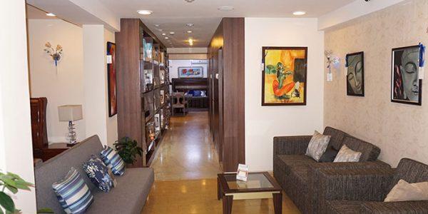 Interior image of Bangalore shop