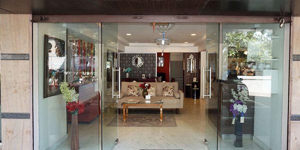 Interior of Bangalore shop – V. K. Lalco