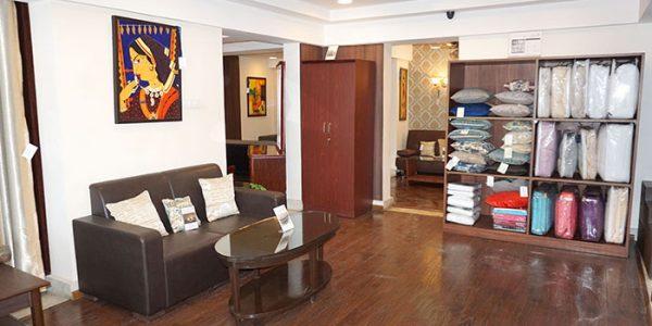 Interior image of Bangalore shop 3