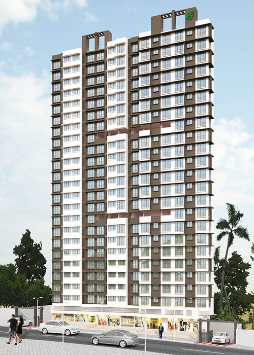 1 BHK flat for sale in borivali