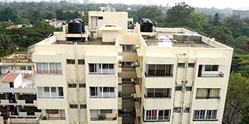 Varsha Apartment in Bangalore