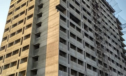 1 bhk for Sale in Dahisar, Mumbai under construction - VKLAL VISHNU Flat