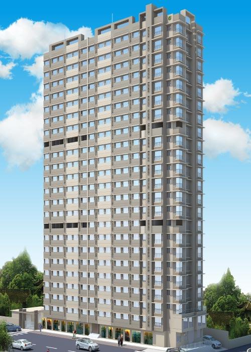 V. K. Lalco Group's 1 BHK flat in Dahisar East